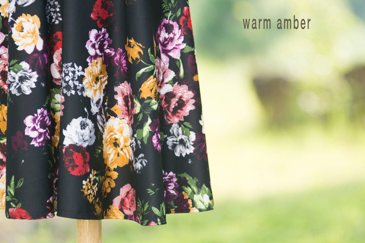Maternity | Skirt-Style Culottes (Winter Patterns)