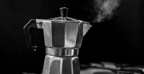 How To Brew With A Moka Pot