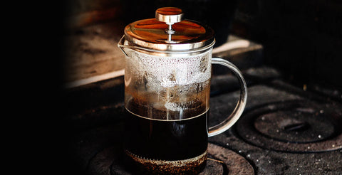 How to Brew With a French Press