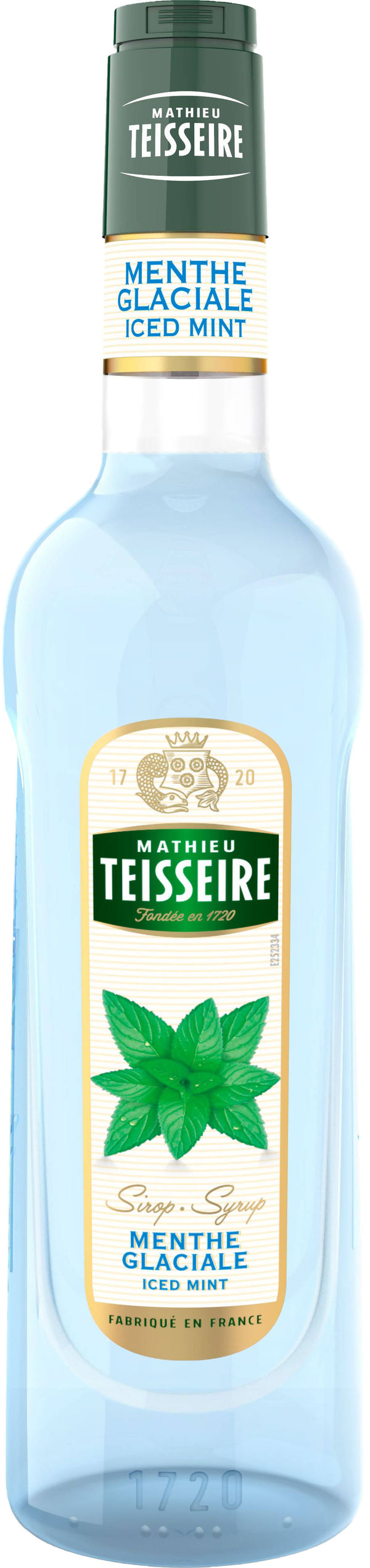TEISSEIRE ICE MINT - MINT FROSTED (700ML) - BUNAMARKET