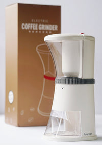 PUREFRESH PRO ELECTRIC COFFEE GRINDER (ESPRESSO & FILTER GRIND) - BUNAMARKET