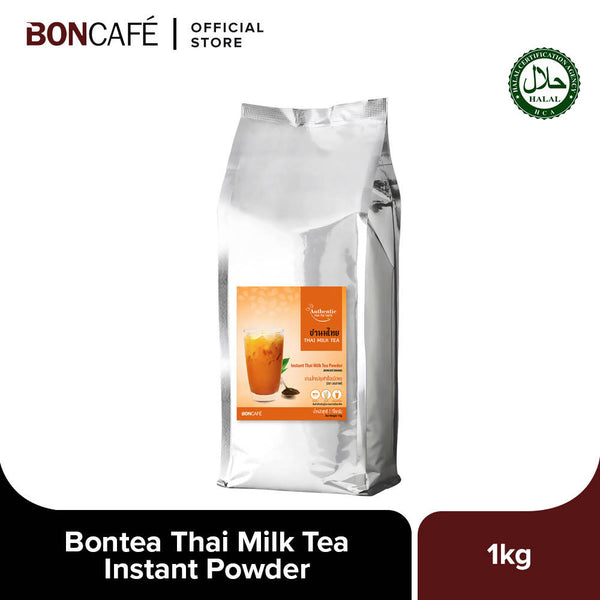Bontea Instant Thai Milk Tea Mix 1kg - BUNAMARKET