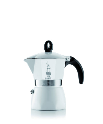 BIALETTI DAMA WHITE 3 CUPS IN BOX - COLLECTION (1424)