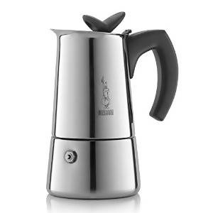 BIALETTI MUSA RESTYLING INDUCTION 6 CUPS