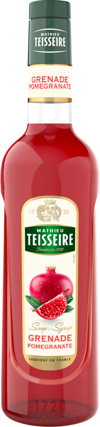 TEISSEIRE POMEGRANATE (700ML) - BUNAMARKET
