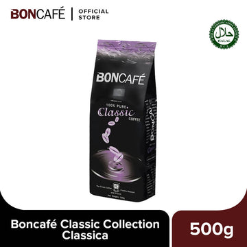 Boncafe Classic Classica Coffee Beans 500gm