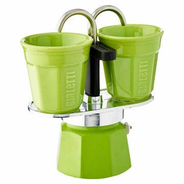 BIALETTI MINI EXPRESS - GREEN