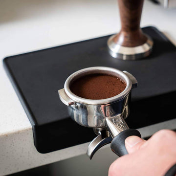 WATCHGET Coffee Corner Tamper Mat