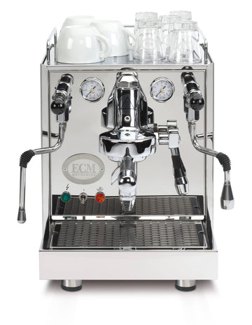 ECM Mechanika IV Profi with Rotary Pump (Free Luminaire Timer & 2KG Coffee)