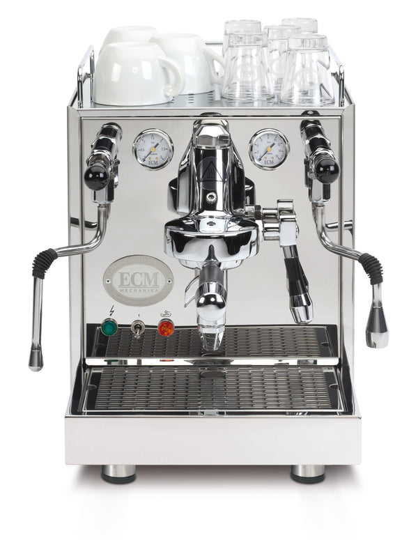 ECM Mechanika IV Profi with Rotary Pump (Free Luminaire Timer & 2KG Coffee) - BUNAMARKET