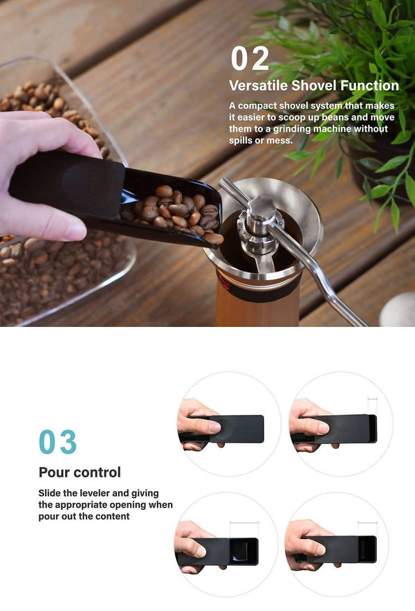 ANKOMN 2-in-1 Smart Scoop - BUNAMARKET
