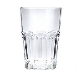 Gibraltar Highball Glass 14 1/2 oz / 420ml - (6 pcs) - BUNAMARKET