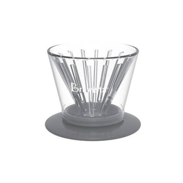 BREWISTA Full Cone Glass Dripper