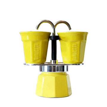 BIALETTI MINI EXPRESS - YELLOW