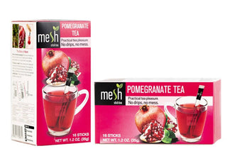 MESH STICK - Pomegranate Tea - BUNAMARKET
