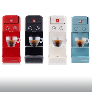 Illy Y3.3 Iperespresso Coffee Machine