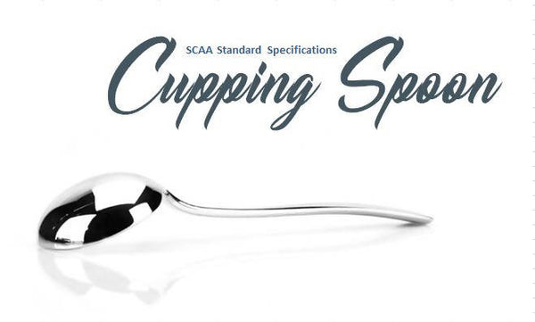 Tiamo Stainless Steel Cupping Spoon - BUNAMARKET