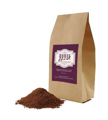 House Blend Roasted Coffee Whole Bean - 1KG