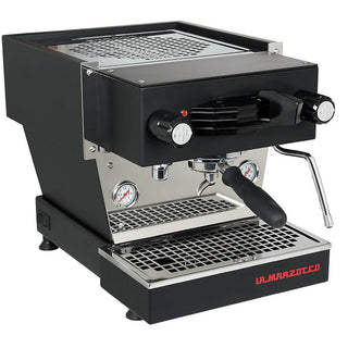 LAMARZOCCO LINEA MINI BLACK MACHINE - BUNAMARKET