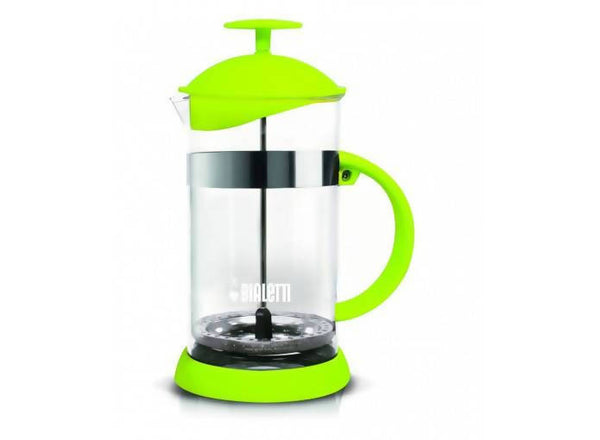 BIALETTI COFFEE PRESS 1L GREEN - BUNAMARKET