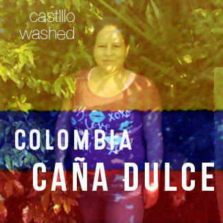 Colombia CAÑA DULCE - WASHED