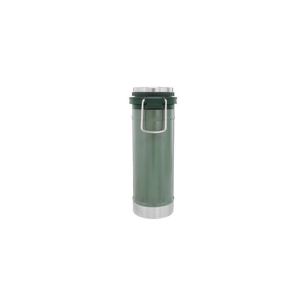 STANLEY CLASSIC TRAVEL MUG FRENCH PRESS 16 oz - Green - BUNAMARKET