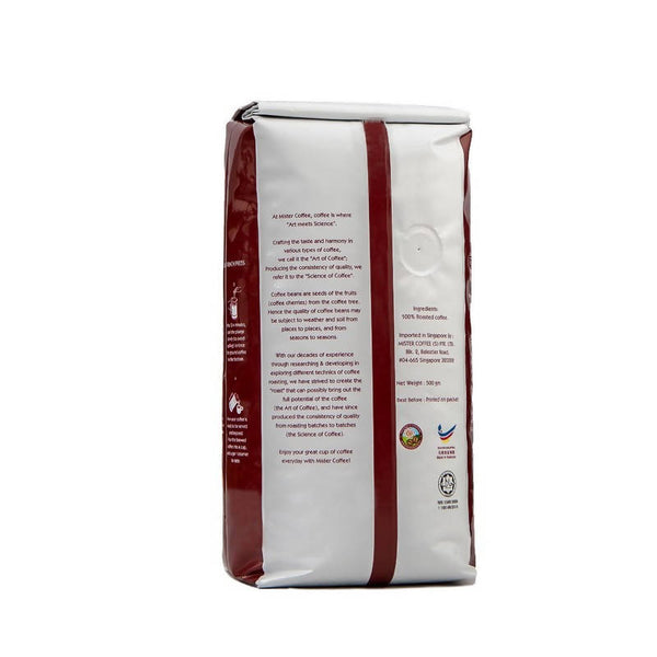 [Mister Coffee] Coffee Bean / Ground Coffee - Espresso Pearl (500g) - BUNAMARKET