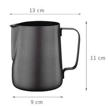 Tiamo Non-stick Coating Milk Pitcher Teflon