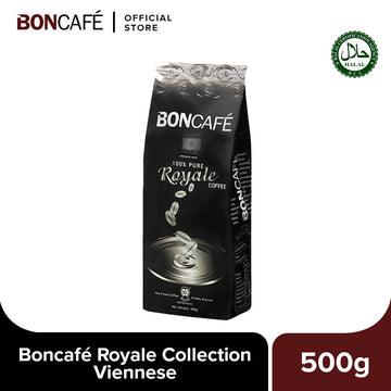 Boncafe Royale Viennese Coffee Beans 500gm