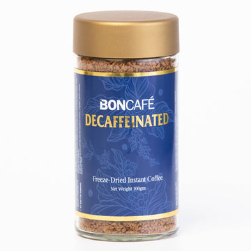 Boncafé Decaffeinated Freeze-Dried Instant Coffee