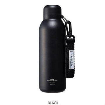 RIVERS VACUUM FLASK STEM BLACK