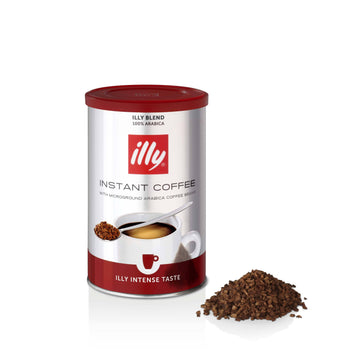 illy Instant Coffee Bold Roasts - 100g