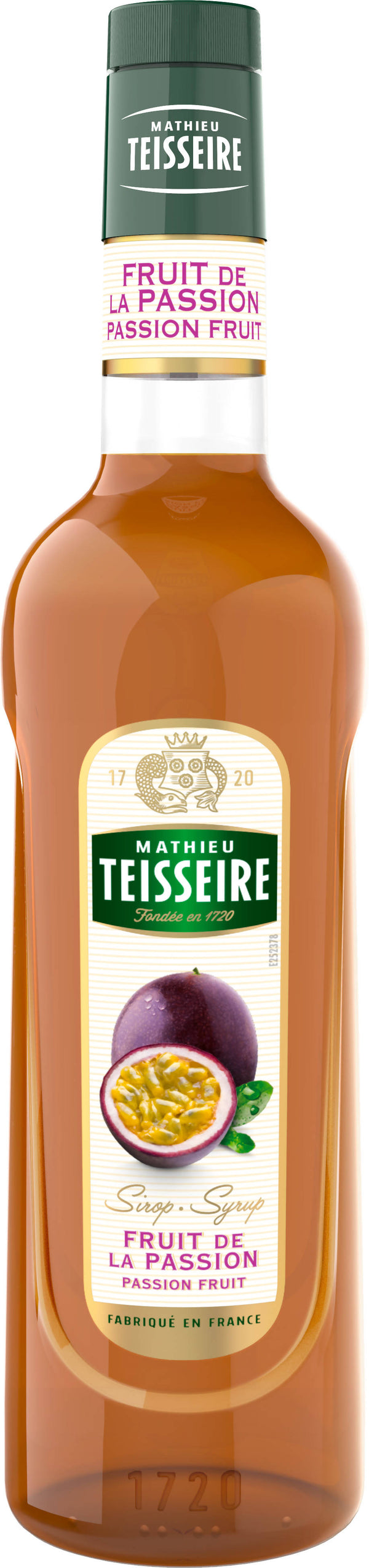 TEISSEIRE PASSION FRUIT (700ML) - BUNAMARKET