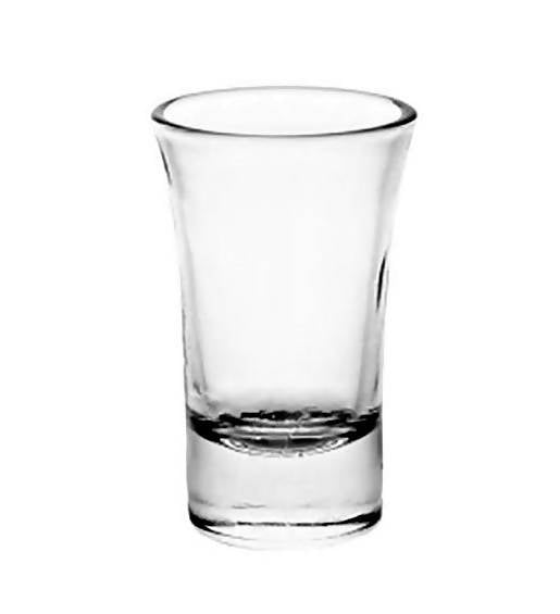 Shooter Glass 1.5 oz (45 ml) *1 Peg - (12 pcs) - BUNAMARKET