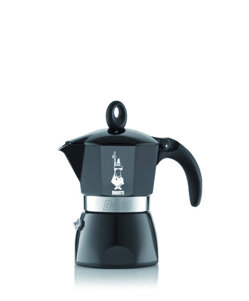 BIALETTI DAMA BLACK 3 CUPS IN BOX - COLLECTION (2322)