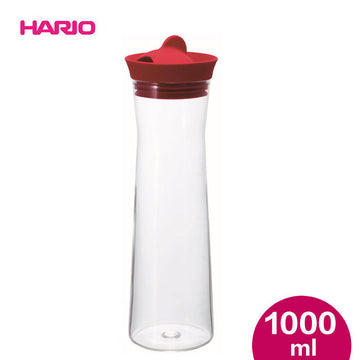 HARIO WATER JUG 1000ML OLIVE GREEN