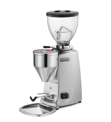 MAZZER MINI ELECTRONIC WHITE