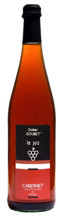 Didier Goubet Cabernet Grape Juice (750ML) - BUNAMARKET
