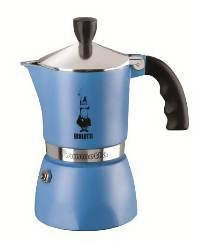 BIALETTI FIA MMETTA 3 CUPS LIGHT BLUE (9727)