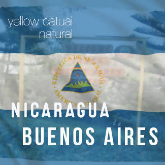 Nicaragua Buenos Aires - Natural (Filter Roast)