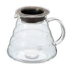HARIO V60 RANGE SERVER 600ML CLEAR - BUNAMARKET