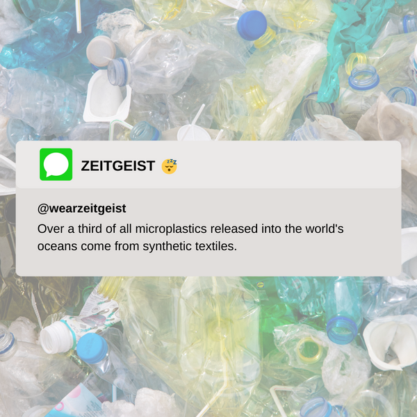 Synthetic Textiles Microplastics caused by Polyester Fabric