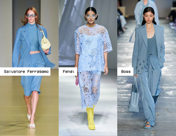 Fashion S Top 7 Color Trends From The Spring Summer 2021 Runways Zeitgeist