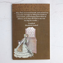 Load image into Gallery viewer, Set of 2 Cranford quotation cards.  Elizabeth Gaskell classic literature cards.  Special offer price.
