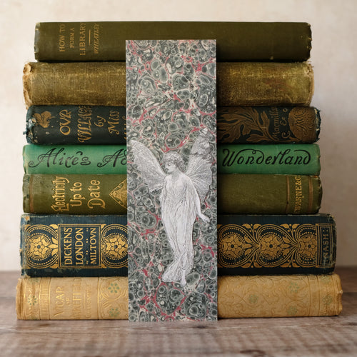 Titania fairy bookmark