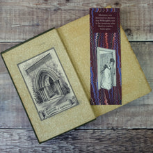 Load image into Gallery viewer, Cracked book spine humour bookmark featuring Jane Austen's character Marianne Dashwood.