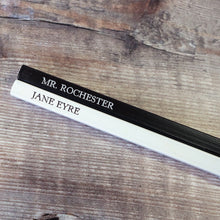 Load image into Gallery viewer, Jane Eyre & Mr. Rochester pencil pair