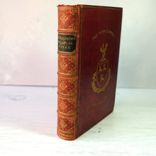 Load image into Gallery viewer, Wordsworth's Poetical Works.  Leather bound school prize edition 1886 (awarded in 1889).