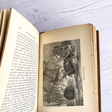 Load image into Gallery viewer, Adventure and Adventurers 1895 hardback book.