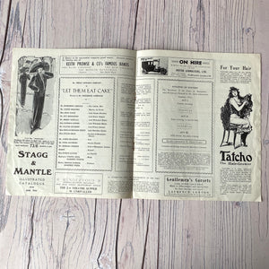 Theatre programmes & Theatre World Magazines 1940s, 1950s, 1960s, Apollo, Strand